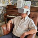 Residents are amazed by VR Headsets